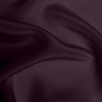 Silk Crepe de Chine Heavy - Blackberry (Dyed To Order)