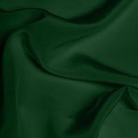 Silk Crepe de Chine Medium - Bottle Green