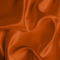 Silk Crepe backed Satin Medium - Burnt Orange