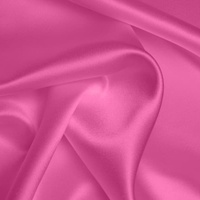 Silk Crepe backed Satin Heavy - Candy