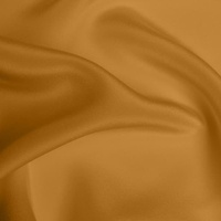 Silk Crepe de Chine Heavy - Caramel