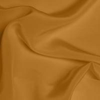 Silk Crepe de Chine Medium - Caramel