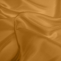 Silk Dupion Medium - Caramel