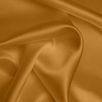 Silk Crepe backed Satin Heavy - Caramel
