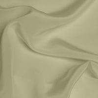Silk Crepe de Chine Medium - Cream