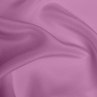 Silk Crepe de Chine Heavy - Crushed Pink