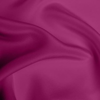 Silk Crepe de Chine Heavy - Crushed Raspberry (Dyed To Order)