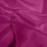 Silk Dupion Medium - Crushed Raspberry (Dyed To Order)