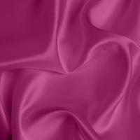 Silk Crepe backed Satin Medium - Crushed Raspberry