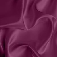 Silk Crepe backed Satin Medium - Damson Purple