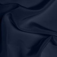 Silk Crepe de Chine Medium - Dark Navy