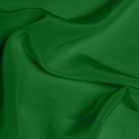 Silk Crepe de Chine Medium - Emerald Green