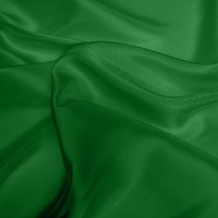 Silk Dupion Medium - Emerald Green (Dyed To Order)
