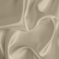 Silk Crepe backed Satin Medium - Fawn