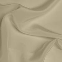 Silk Crepe de Chine Medium - Fawn