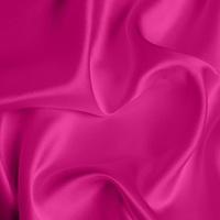 Silk Crepe backed Satin Medium - Fuchsia