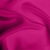 Silk Crepe de Chine Heavy - Fuchsia