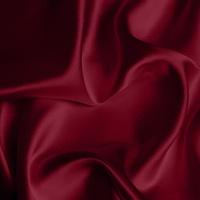 Silk Crepe backed Satin Medium - Garnet