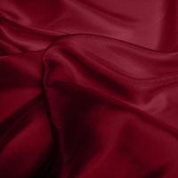 Silk Dupion Medium - Garnet (Dyed To Order)