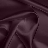 Silk Crepe backed Satin Heavy - Heather (Dyed To Order)