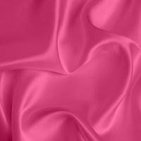 Silk Crepe backed Satin Medium - Hot Pink
