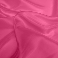 Silk Dupion Medium - Hot Pink