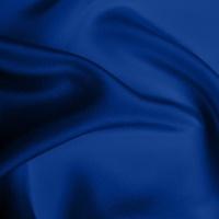 Silk Crepe de Chine Heavy - Indigo  (Dyed To Order)
