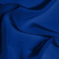 Silk Crepe de Chine Medium - Indigo