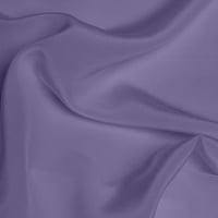 Silk Crepe de Chine Medium - Lilac