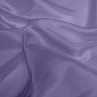 Silk Dupion Medium - Lilac (Dyed To Order)