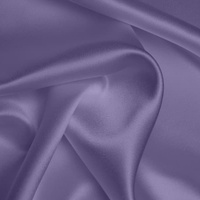 Silk Crepe backed Satin Heavy - Lilac