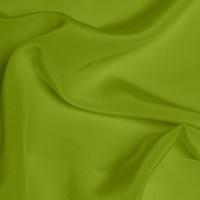 Silk Crepe de Chine Medium - Lime