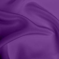 Silk Crepe de Chine Heavy - Mid Purple