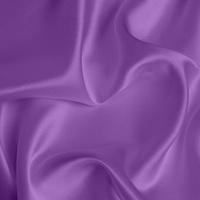 Silk Crepe backed Satin Medium - Mid Purple