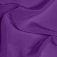 Silk Crepe de Chine Medium - Mid Purple