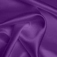 Silk Crepe backed Satin Heavy - Mid Purple