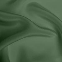 Silk Crepe de Chine Heavy - Moss Green