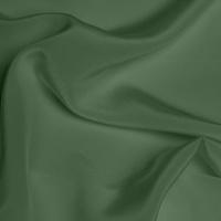 Silk Crepe de Chine Medium - Moss Green