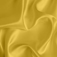 Silk Crepe backed Satin Medium - Ochre
