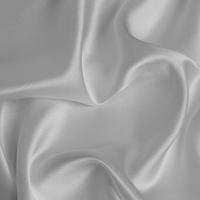 Silk Crepe backed Satin Medium - Optical white