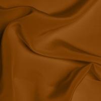 Silk Crepe De Chine Medium - Orange Rust