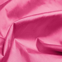 Silk Dupion Heavy - Pink Shot