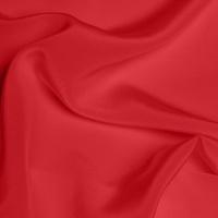 Silk Crepe de Chine Medium - Poppy