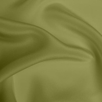 Silk Crepe de Chine Heavy - Primrose (Dyed To Order)