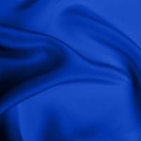 Silk Crepe de Chine Heavy - Royal Blue