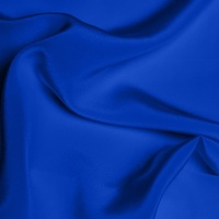 Silk Crepe de Chine Medium - Royal Blue