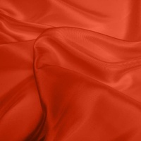 Silk Dupion Medium - Scarlet