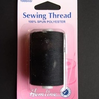 Sewing Thread Black - 100% Polyester