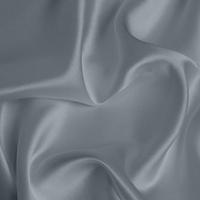 Silk Crepe backed Satin Medium - Slate Grey