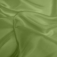 Silk Dupion Medium - Spring Green
